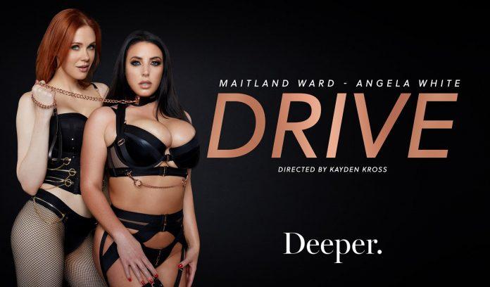 Kayden Kross Drive Deeper.com