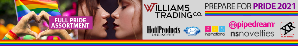 Williams trading Pride 2021 front page horz